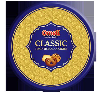 Classic Cookies Xanh